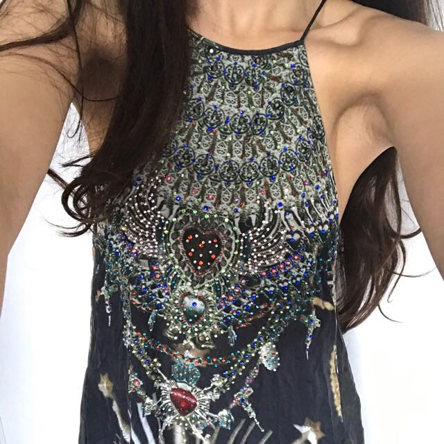 Camilla Long Dress Rp $700