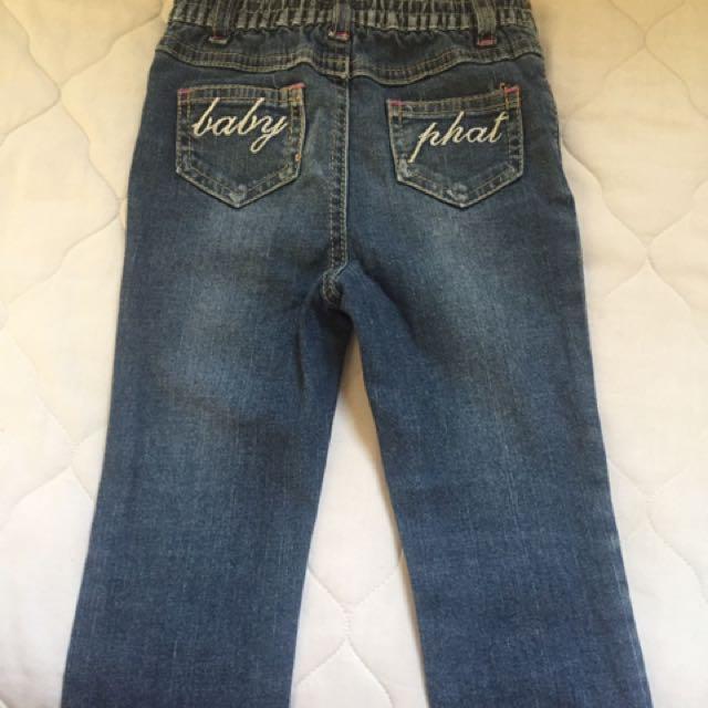 Celana Jean Anak