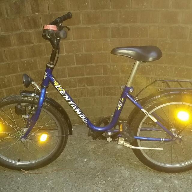 Centano Kids Bike Blue