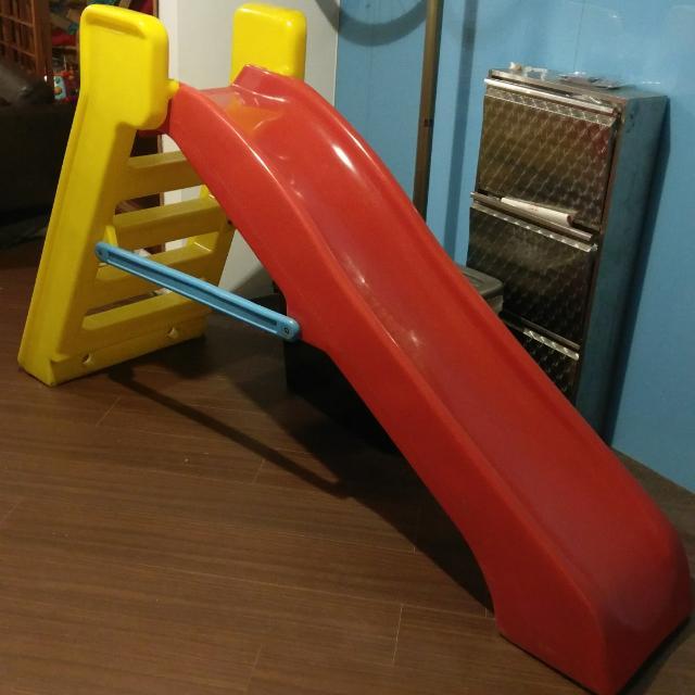 ●chicco兒童 溜滑梯 室內 遊樂器材 堅固穩定