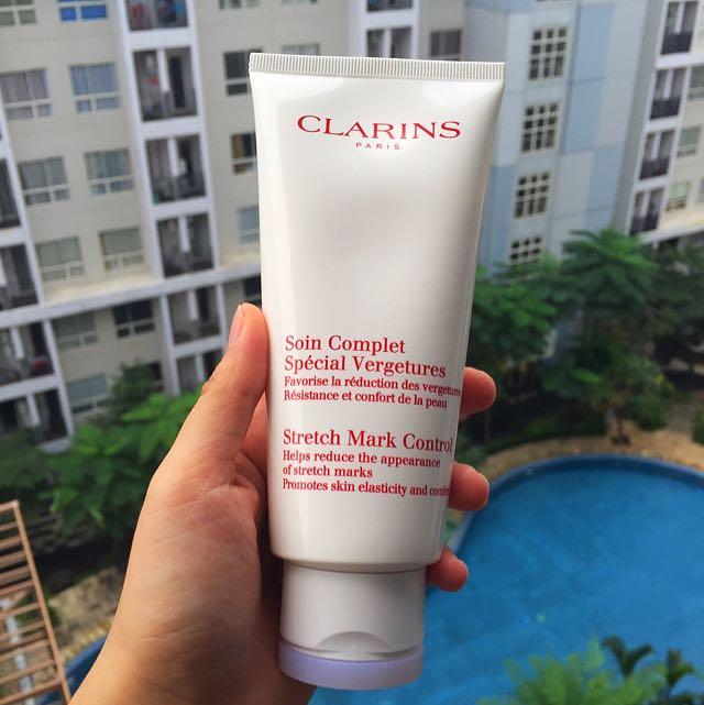 Clarins Stretch Mark Control Cream 200g