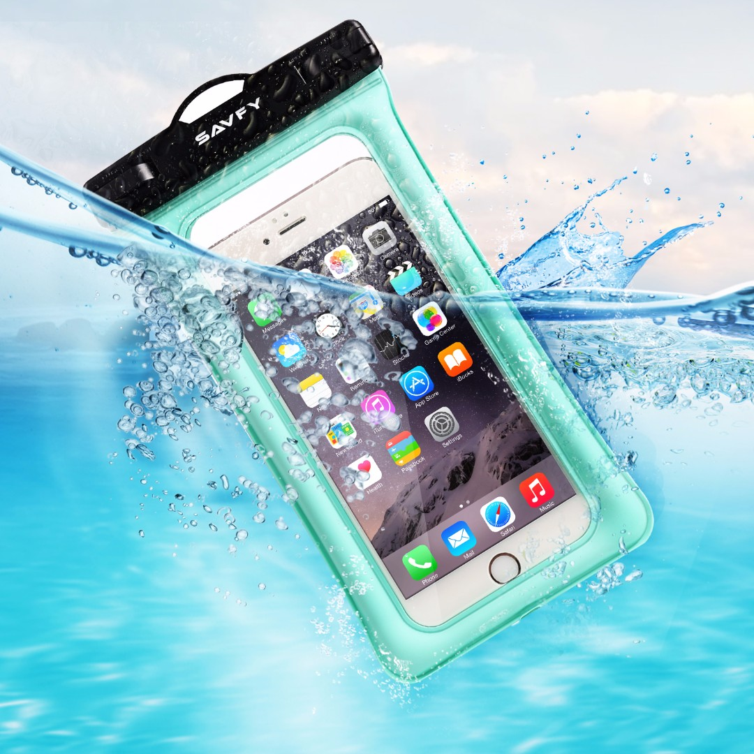 CPA6103 - Floatable Waterproof Case Dry Bag for iPhone