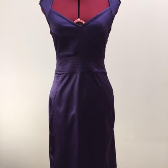 Cue Pencil Dress 8
