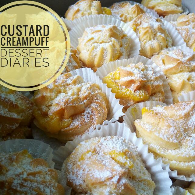 Custard Creampuff