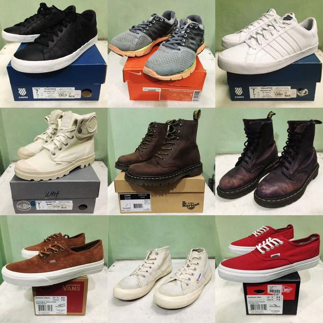 Doc Martens And Others