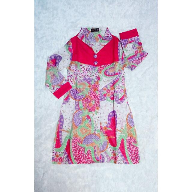 Dress Tunik Batik