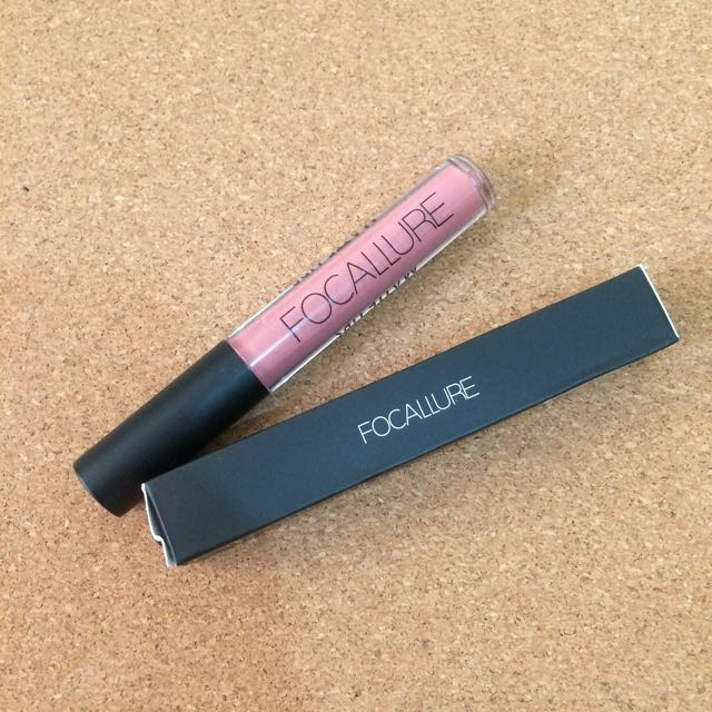 Focallure Matte Lips #07 Chestnut