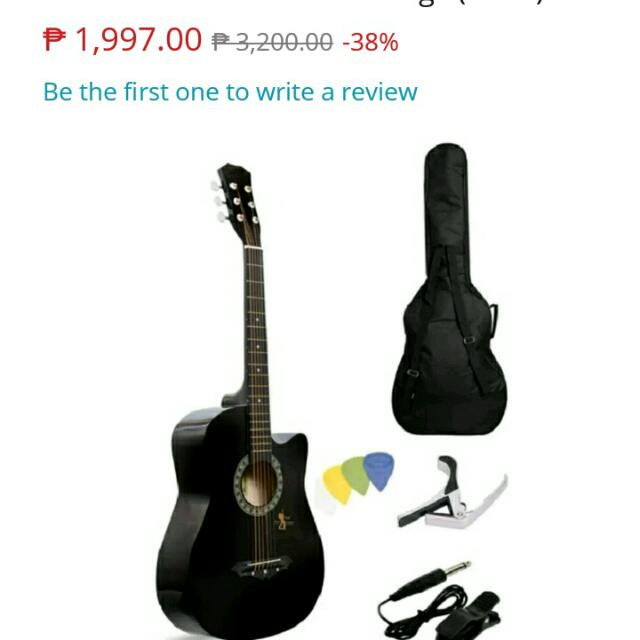 GLOBAL ACOUSTIC GUITAR