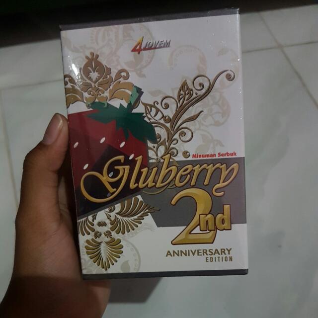 GLUBERRY( beli 3 free ong)