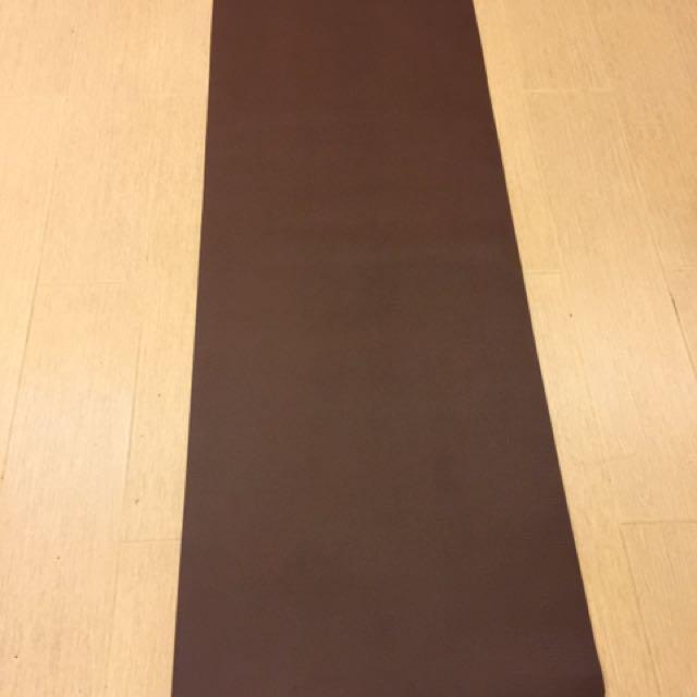 Go Yoga Mat With Strap & Yoga Block