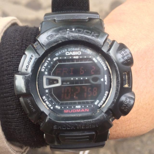 G-Shock G9000-3 Original