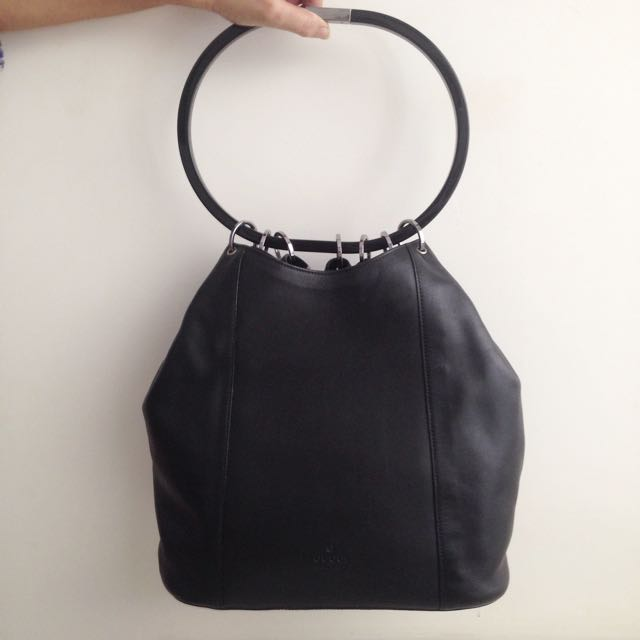 GUCCI ORIGINAL Black limited Edition Bags