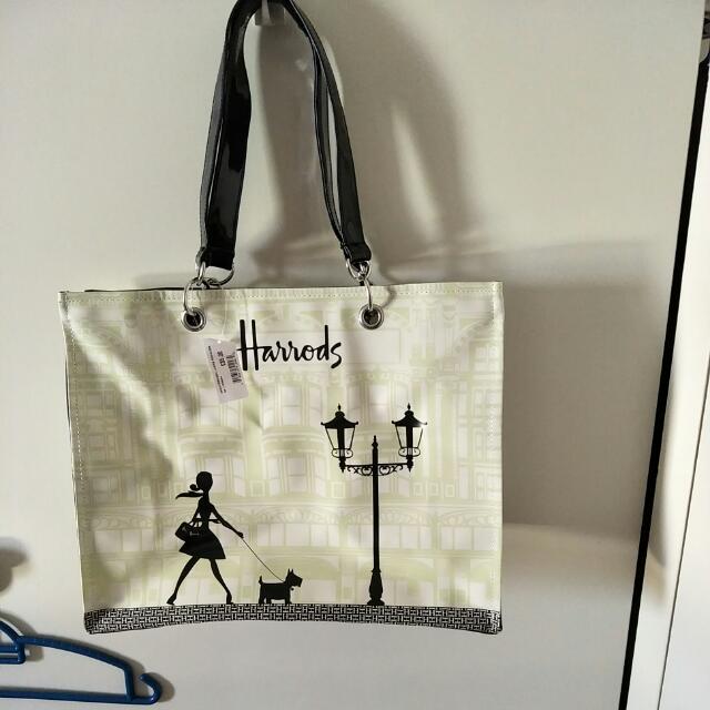 Harrods Tote Bag