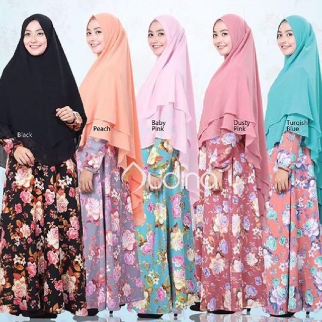 Hijab syare 3 Layer Exclusive Ceruti :)