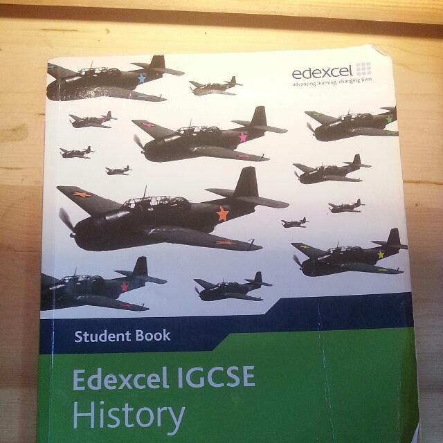 IGCSE History Textbook (Edexcel)