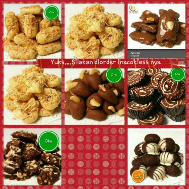 iina Cookies All Varian