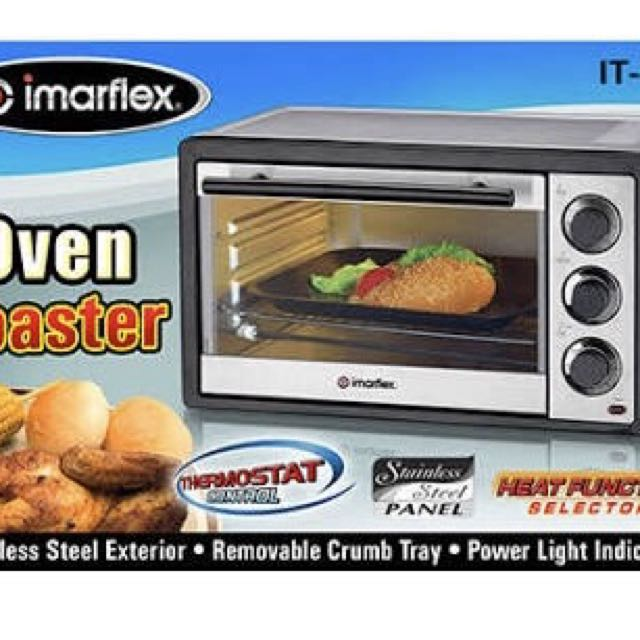 Imarflex IT-150 Electronic Oven Toaster