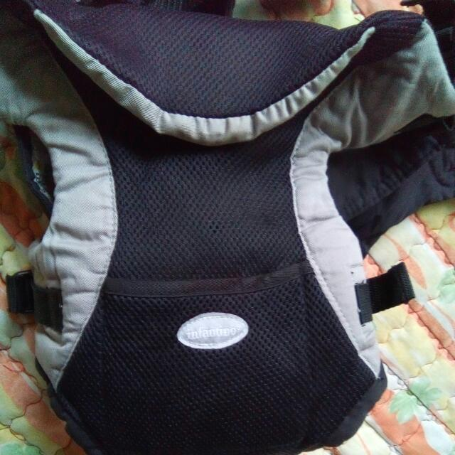 Infantino Baby Carrier Front To Back