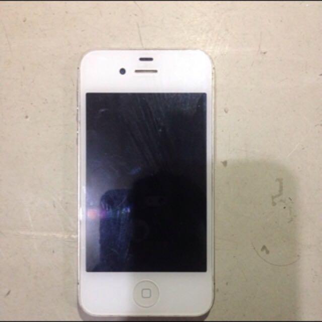 Iphone 4s 16GB(Factory Unlock)