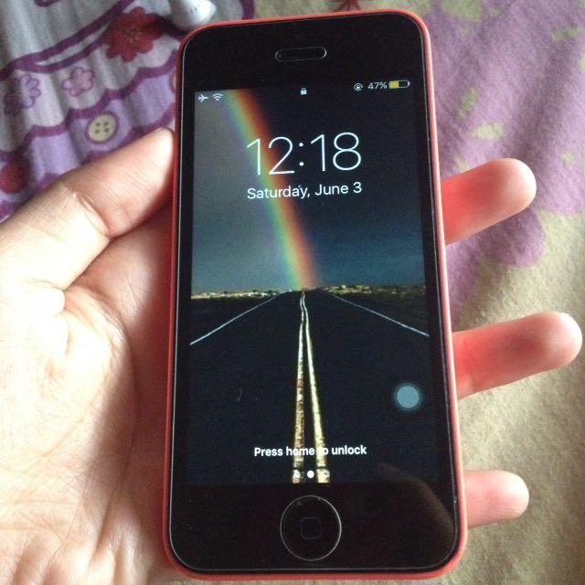 IPHONE 5C 16gb 4G (REPRICE)