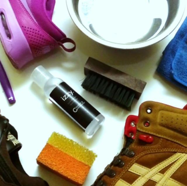 Izzy (spac) Premium Shoe Cleaner