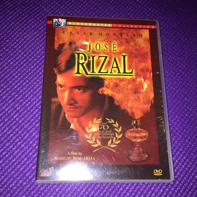 Jose Rizal ( cesar montano