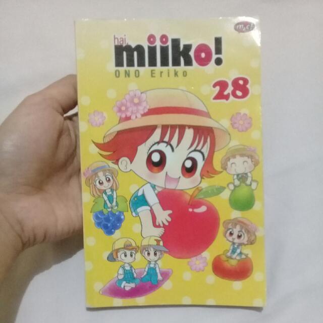 Komik Miiko (Vol 28)