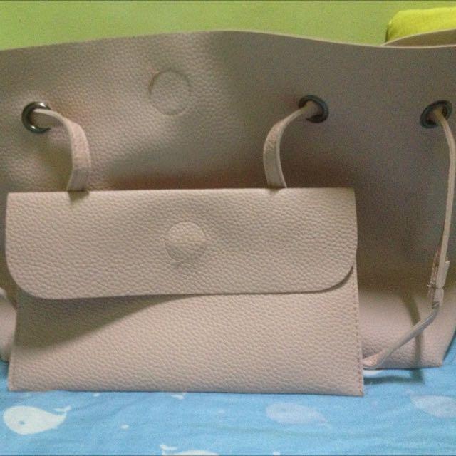Korean Bag 2-in-1
