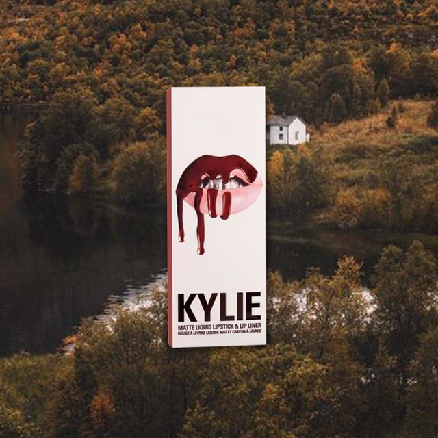 KYLIE LIP KIT ORIGINAL FROM USA