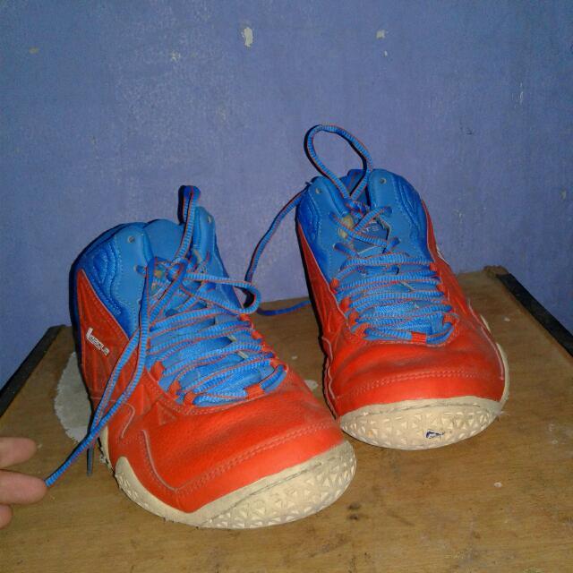 League levitate basketball shoes