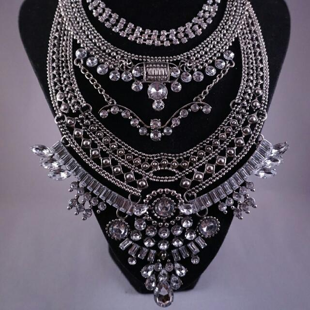 Long Cover Necklace