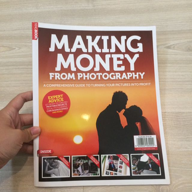 Making Money From Photography