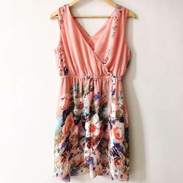 Maldita Floral Dress