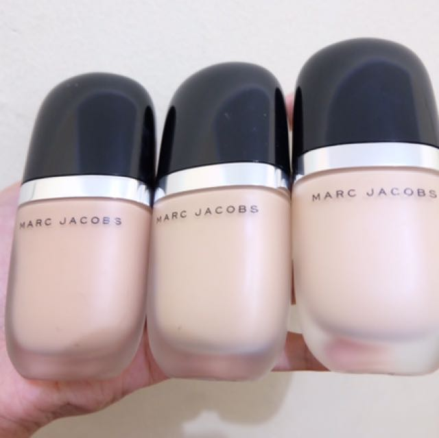 MARC JACOBS - Super Charged Genius Gel Foundation