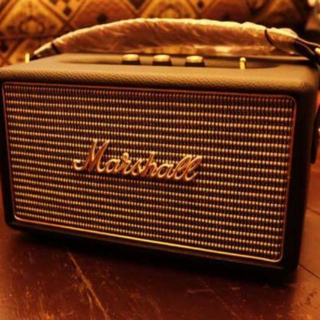 Marshall Killburn Bluetooth Speakers