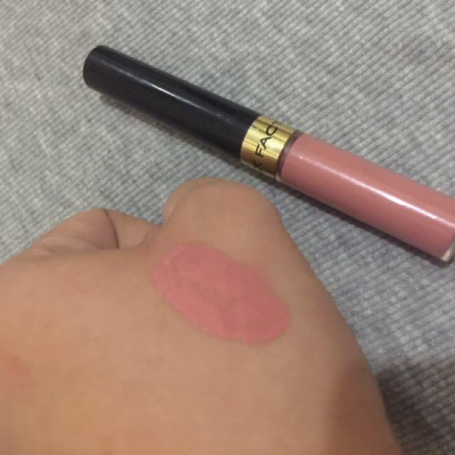 MAX FACTOR lipstick Matte