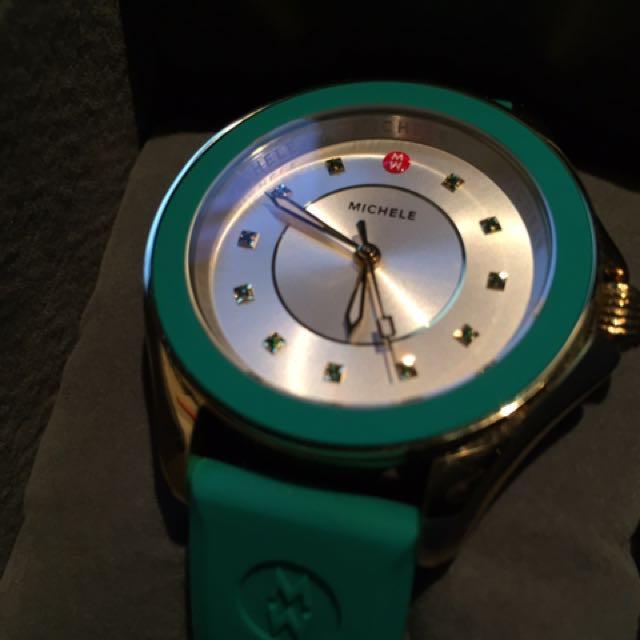 MICHELE Wristwatch ( BRAND NEW )