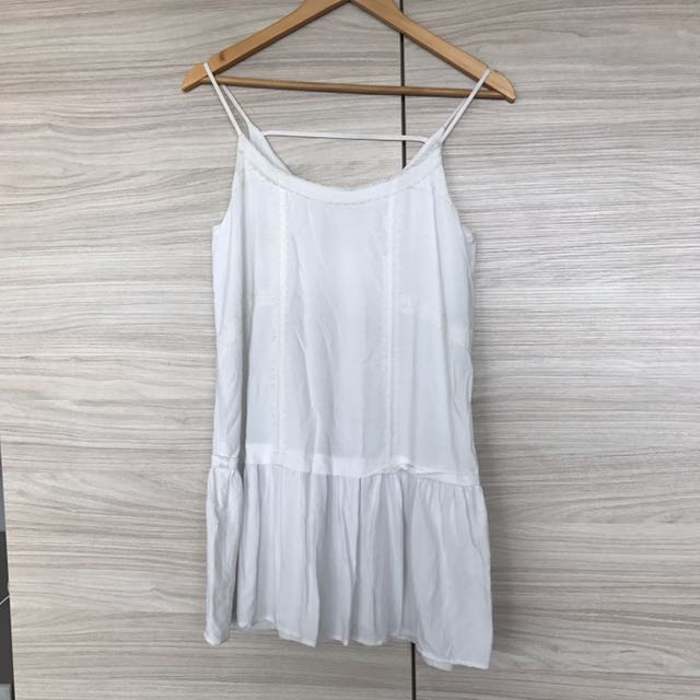 Miss Shop White Dress