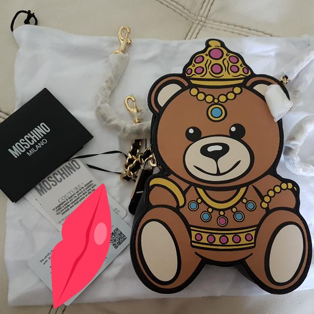 Moschino Bear Sling Bag