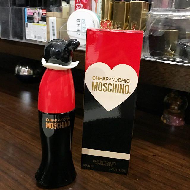 Moschino Eau De Toilette perfume