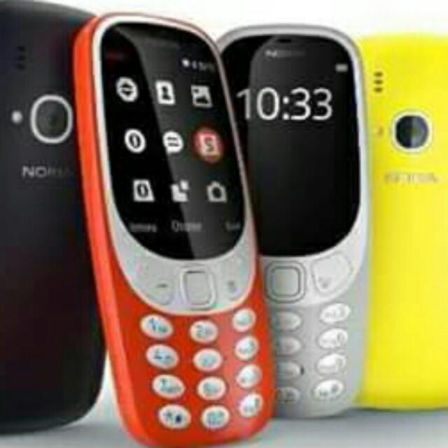 Nokia 3310 New Edition