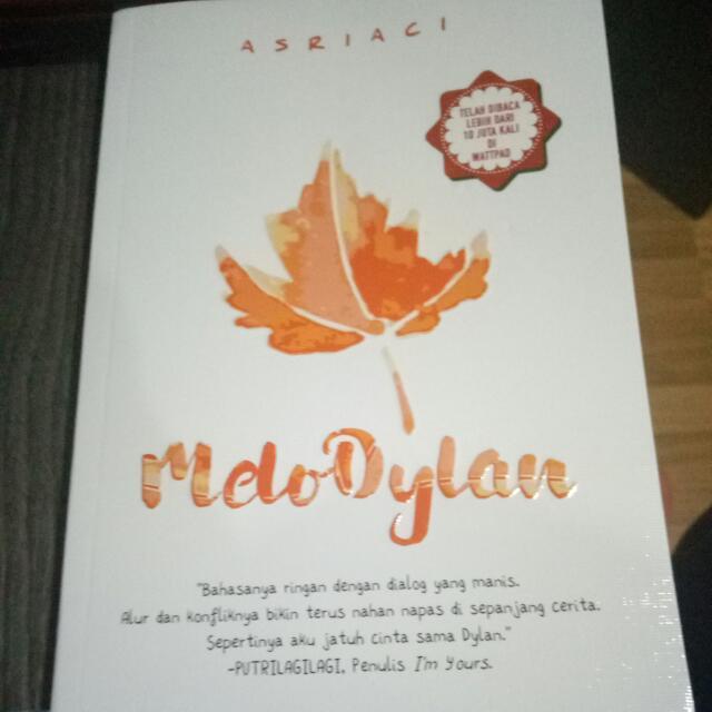 Novel : Melodlyan