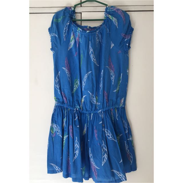 Old Navy Feather Dress