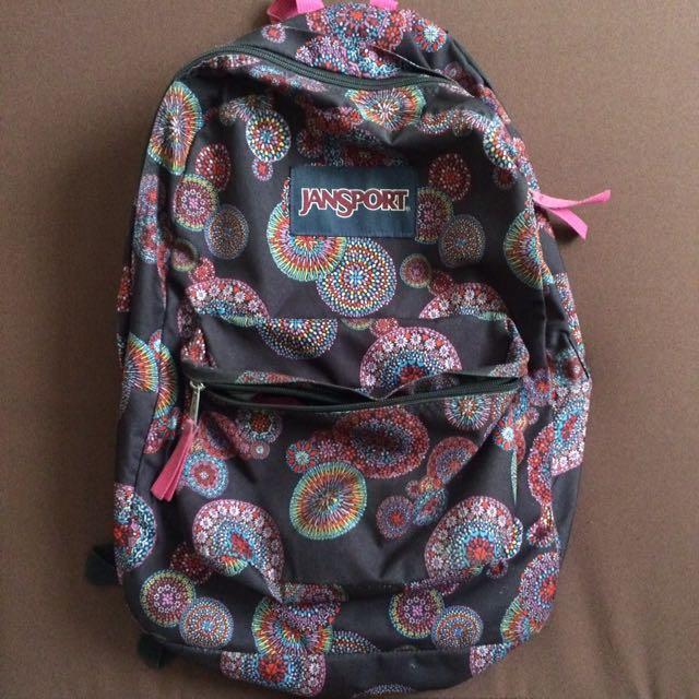 Original Jansport Backpack (repriced)