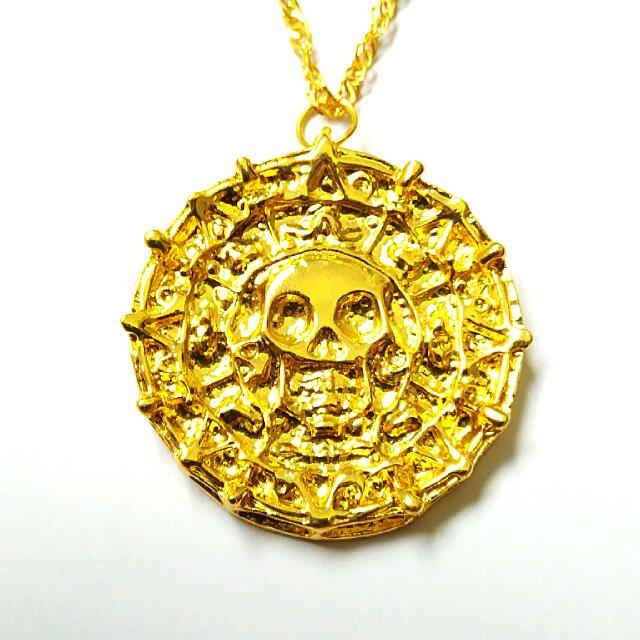 Pirates Of The Caribbean Aztec Gold