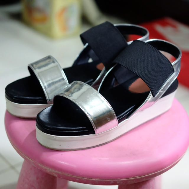 Platform Sandals Evestitch Size 39