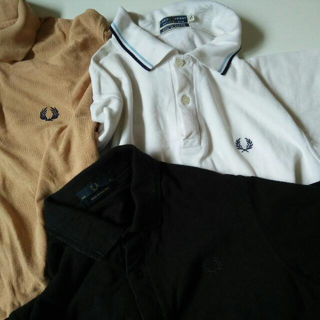 Polo Shirt Fred Perry Authentic