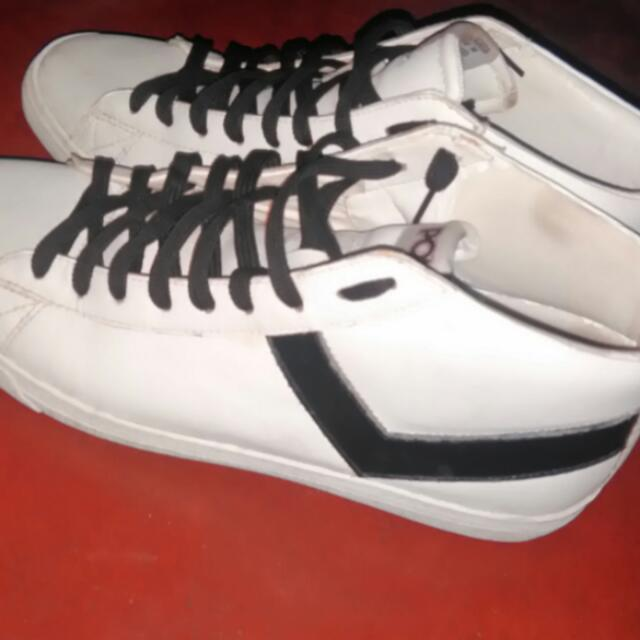 Pony Midcut Shoes