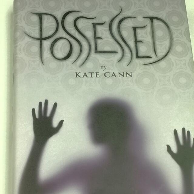Possessed by Kate Cann (hardbound)