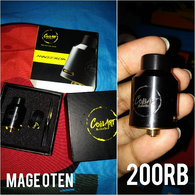 RDA MAGE COILART OTEN 24MM